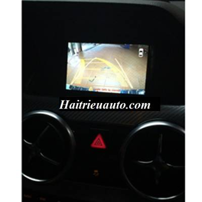 Lắp camera 360 cho Mercedes GLK 200
