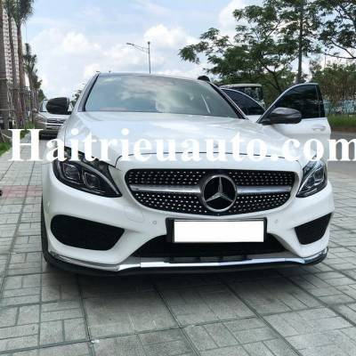 Mặt Calang kim cương cho Mercedes C300