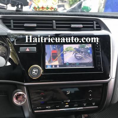 camera 360 Owin cho xe honda city 2018