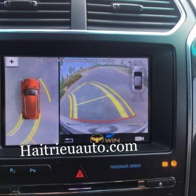 camera 360 độ cho xe Ford Explorer