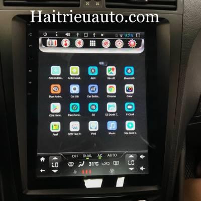 Màn hình android theo xe lexus GS 450h