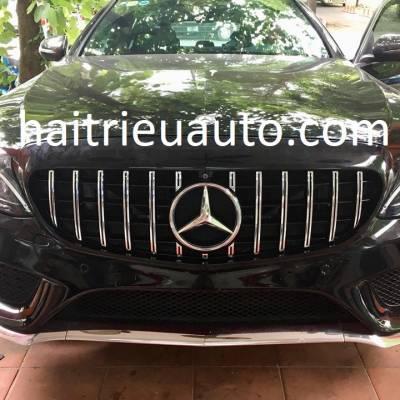 Độ mặt calang Mercedes C