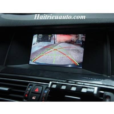 Lắp camera 360 độ cho xe BMW 350I