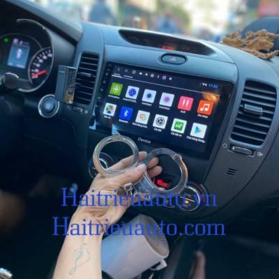 màn hình android Ownice theo xe kia K3