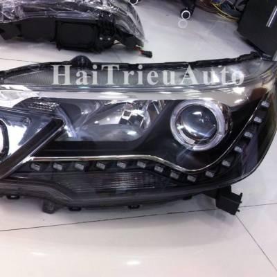 Đèn pha độ nguyên bộ xe honda CRV