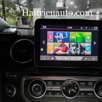 màn hình android Range Rover discovery