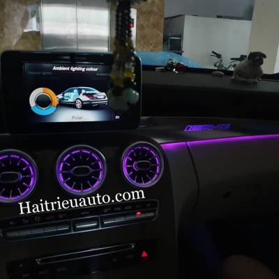 Thanh LED AMG cho xe Mercedes GLC