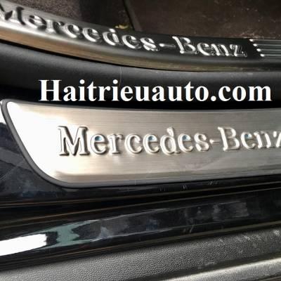 Nẹp bước chân ngoài Mercedes GLC