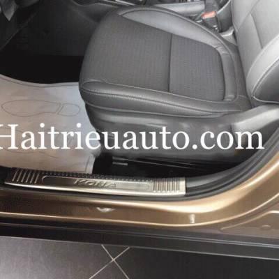 nẹp bước chân trong xe Hyundai Kona