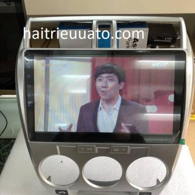 màn hình android theo xe city 2012