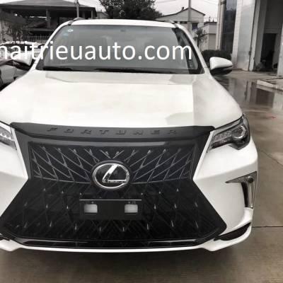body fortuner mẫu lexus