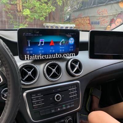 Màn hình android theo xe Mercedes GLA 200