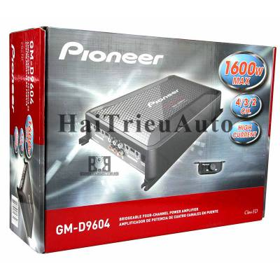 AMPLIFIER Pioneer GM-D9604