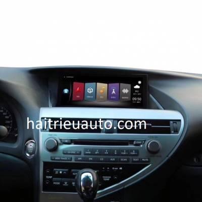 Màn hình android cho xe Lexus RX 350