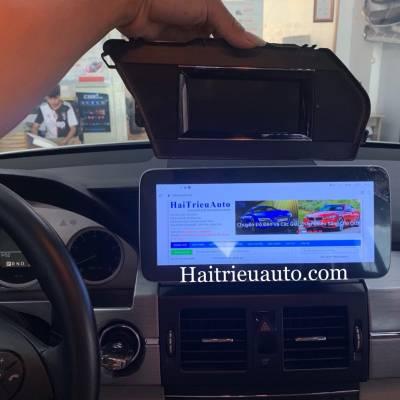 Màn hình android cho xe Mercedes GLK 300