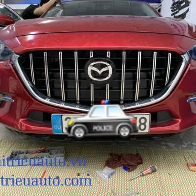 mặt ca lăng mẫu GT theo xe mazda 3