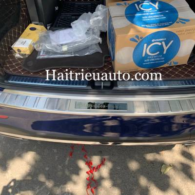 Nẹp chống trầy cốp Mercedes GLC