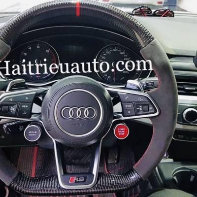 Nâng cấp vô lăng RS cho Audi A5