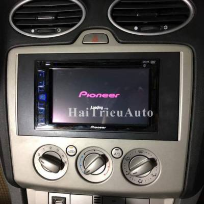 DVD pioneer lắp cho xe FOCUS