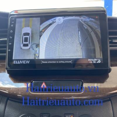 màn hình android Ownice theo xe Ertiga