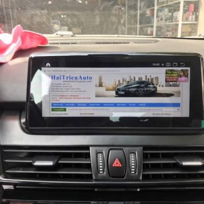 màn hình android xe BMW 218i 2014