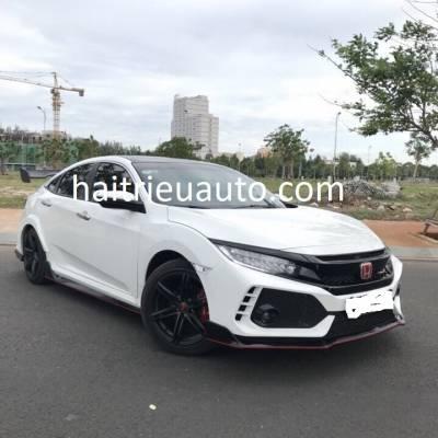 bodykit cho xe honda civic 2018