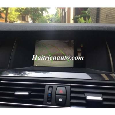 Lắp camera 360 độ cho xe BMW 520I