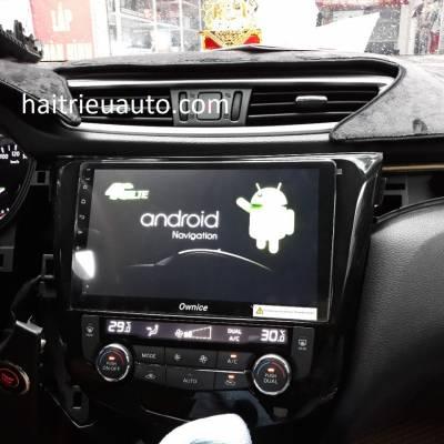 màn hình android Ownice cho xe X-trail