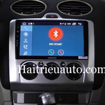 màn hình android theo xe focus 2010