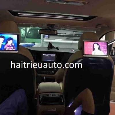 màn hình sau android cho xe kia sorento
