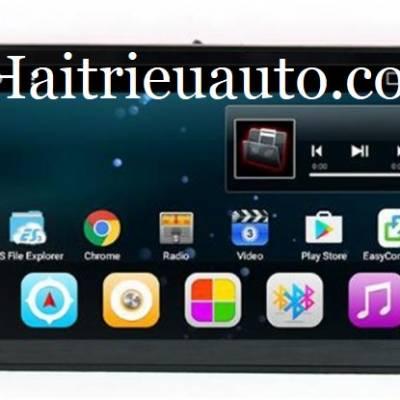 màn hình android theo xe BMW E46