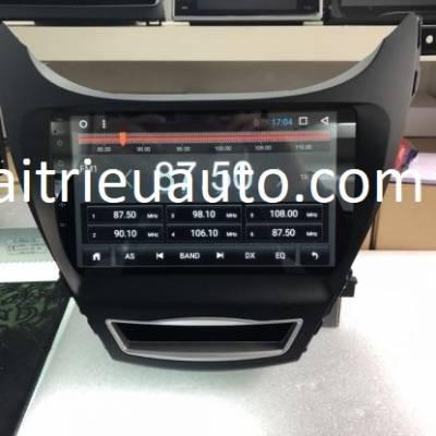 màn hình android theo xe Hyundai Elantra 2013