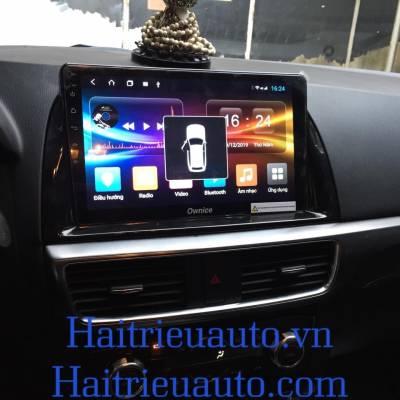 màn hình android Ownice theo xe mazda cx5
