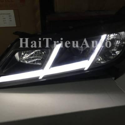 Đèn pha độ cho xe honda city