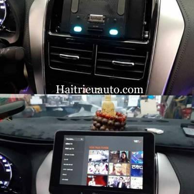 Màn hình android Pioneer cho xe Toyota Vios
