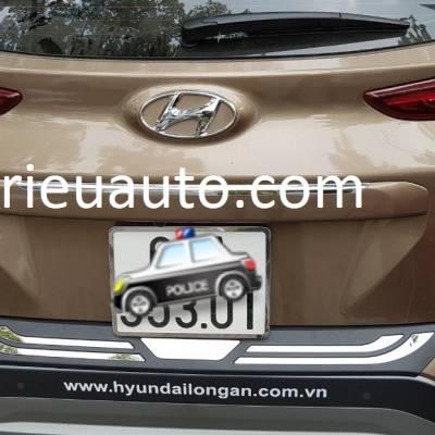 chống trầy cốp xe Hyundai Kona