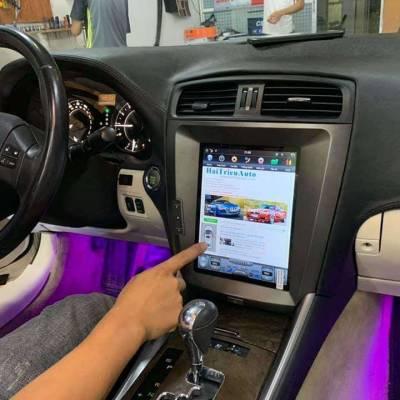 màn hình android xe lexus IS 250