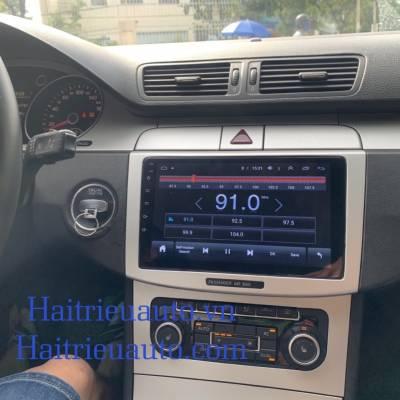 màn hình android theo xe  VOLKSWAGEN PASSAT CC 2011