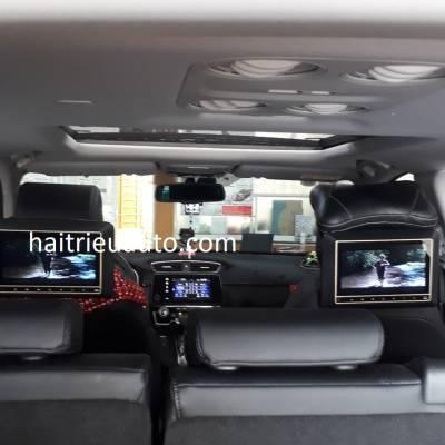 màn hình gồi đầu cho xe honda CRV 2018