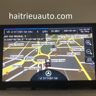 màn hình android theo xe civic 2018