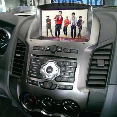 DVD ANDROID winca S160 cho xe FORD RANGER