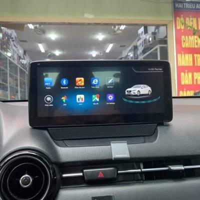 Màn hình android cho xe Mazda 2