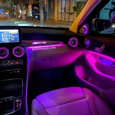 Thanh LED AMG cho xe Mercedes GLC 200