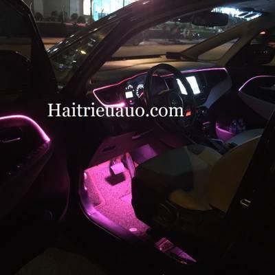 đèn led nội thất xe kia sedona