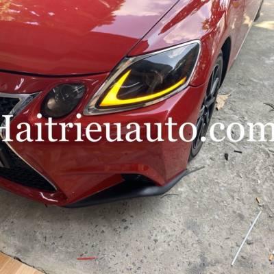 Bộ đèn pha độ cho xe Lexus GS 350