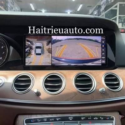 Camera 360 cho xe Mercedes E200 2018