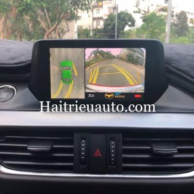 camera 360 cho xe mazda 6