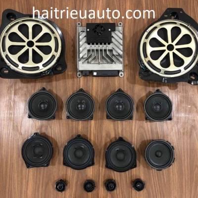 Nâng cấp âm thanh cho xe Mercedes GLC