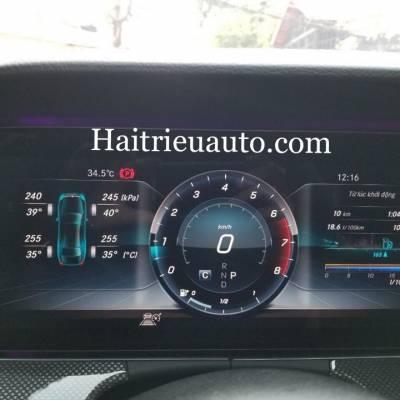 Cảm biến áp suất lốp theo xe Mercedes E300