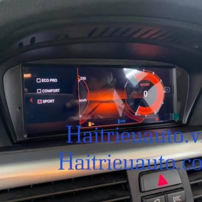Màn hình android theo xe BMW E90